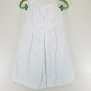 Lilly Pulitzer Size 4 Strapless Dress